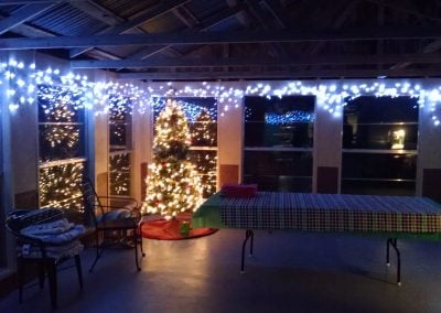 Christmas at the Club House