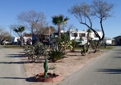 Countryside RV Park Garden