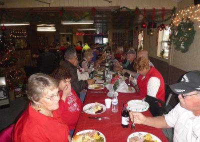 CSRV Christmas Dinner